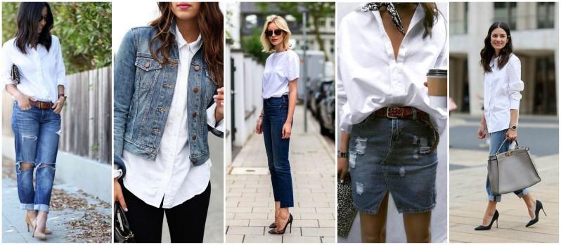 jak se nosí bílá košile (3)