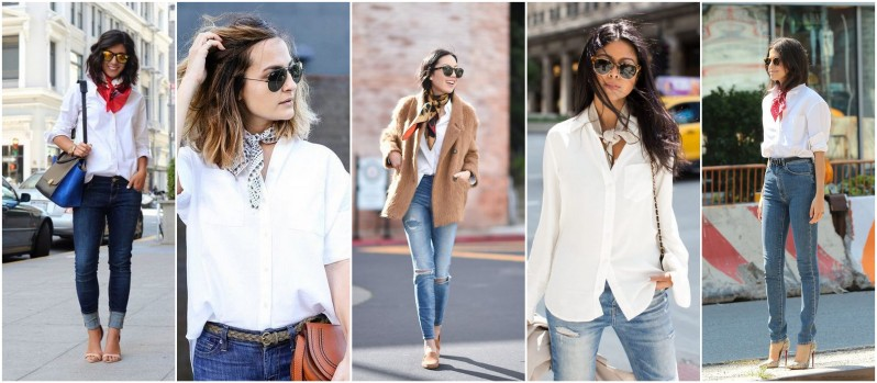 jak se nosí bílá košile (4)