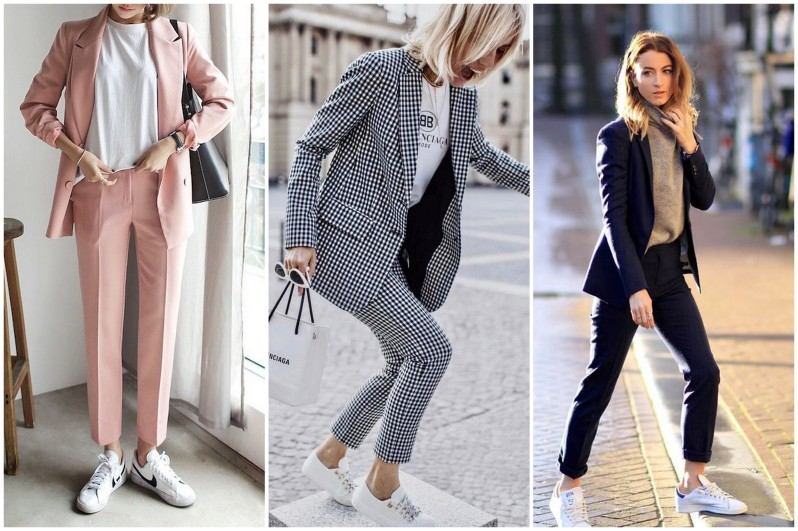 jak nosit dámský kostýmek jinak tipy (4)