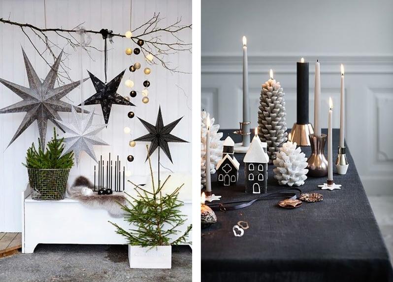 skandinávský styl vánoc 2