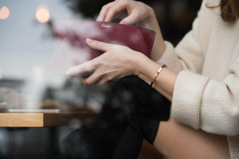 cartier love bracelet nestárnoucí náramek