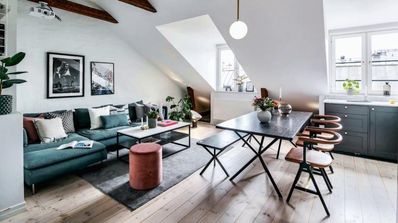 tipy jak na skandinávský interiér (1)