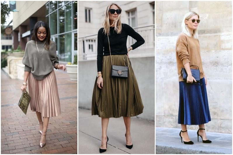jak se nosí plisovaná sukně 2019 (4)