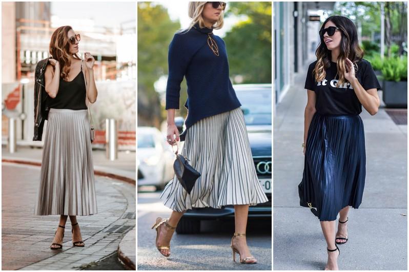 jak se nosí plisovaná sukně 2019 (5)